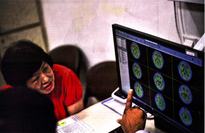 Early diagnosis may keep dementia at bay